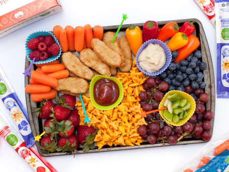 Simple Snack Tray Supper