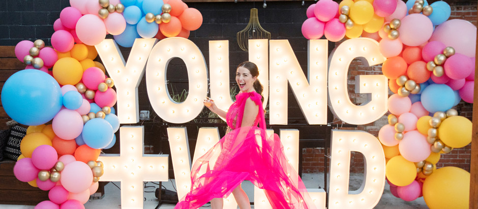 Young + Wild Celebrates 2 Years!!