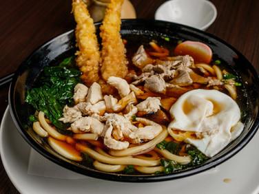 Nabeyaki Dinner Udon