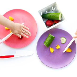 Keeping Kids Safe in the Kitchen