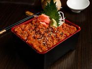 Spicy Tuna / Fresh Salmon Dinner Don