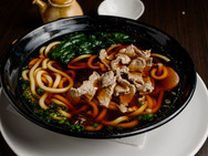 Beef Dinner Udon
