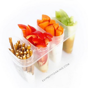 Popsicle Dips Snack Tray