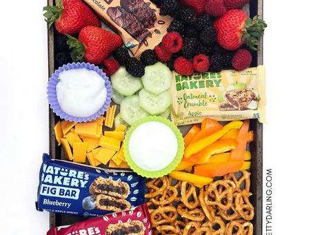 How to Make the Best Snack Tray