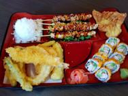 Bento-Chicken Yakitori