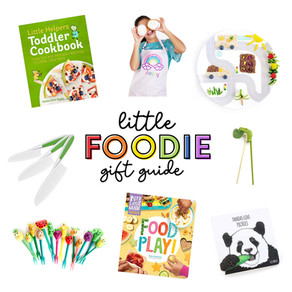 Little Foodie Gift Guide