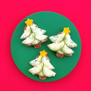 Cucumber Tree Sandwich