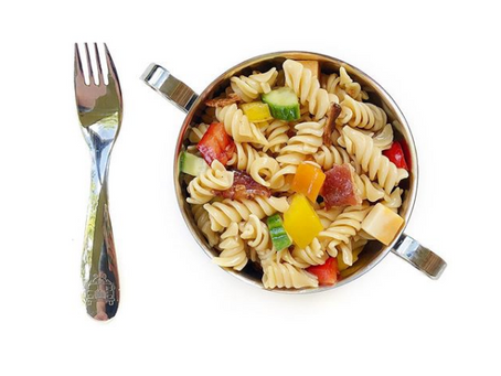Protein Pasta Salad