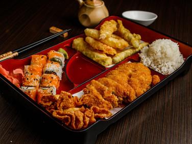 Bento-Chicken Katsu