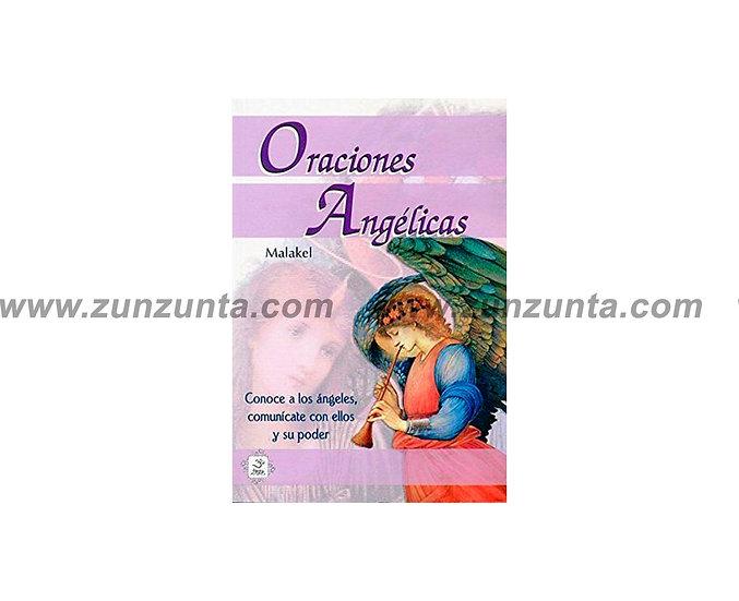 """Libro """"Oraciones Angélicas"""""""