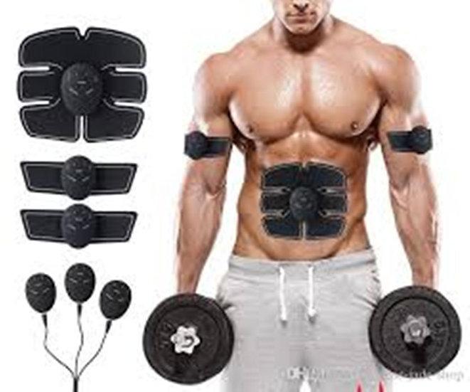 "Electro estimulador Smart Fitnes ""SIN CAJA"""
