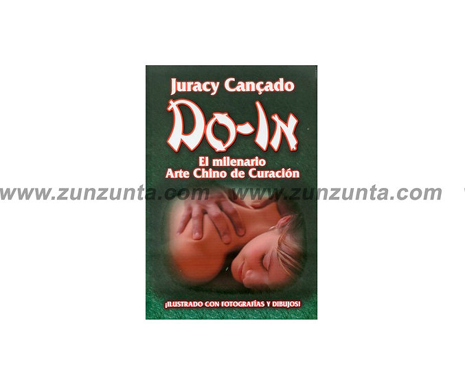 "Libro ""Do In, manual practico de curación por acupuntura digital"""