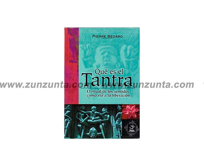 """Libro """"Qué es el Tantra"""""""
