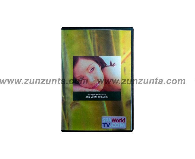 """DVD """"Novedoso ritual con varas de bambú"""""""