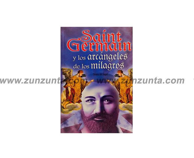 """Libro """"Saint Germain y los arcángeles de los milagros"""""""