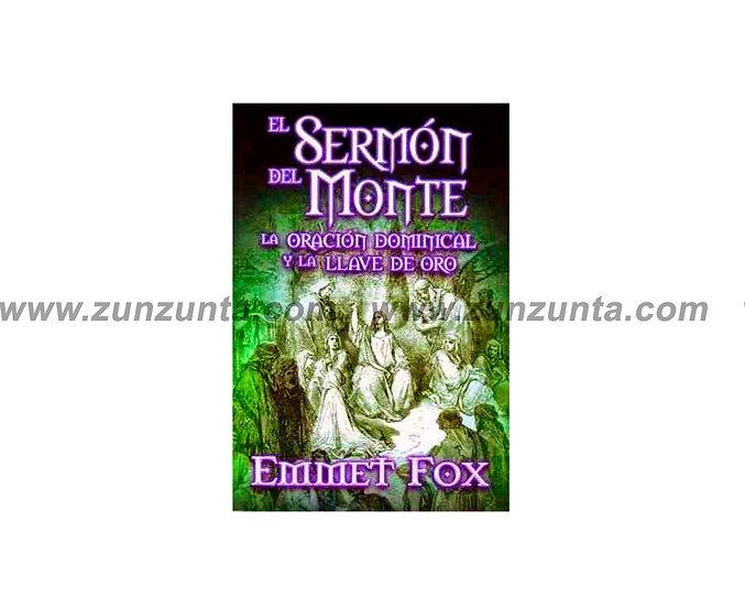 """Libro """"El Sermón del Monte"""""""
