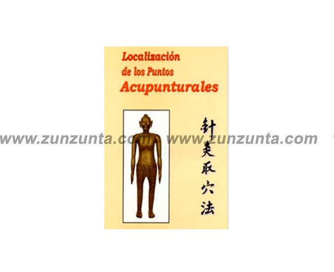 """Libro """"Localización de los puntos acupunturales"""""""