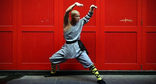 """DVD """"Shaolin Kung Fu Volumen I"""""""