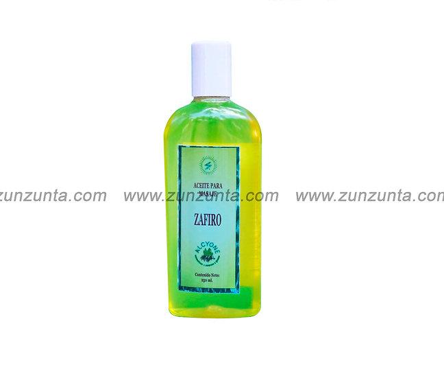 """Aceite para masaje """"Zafiro"""" (aroma chocolate) 250 ml"""