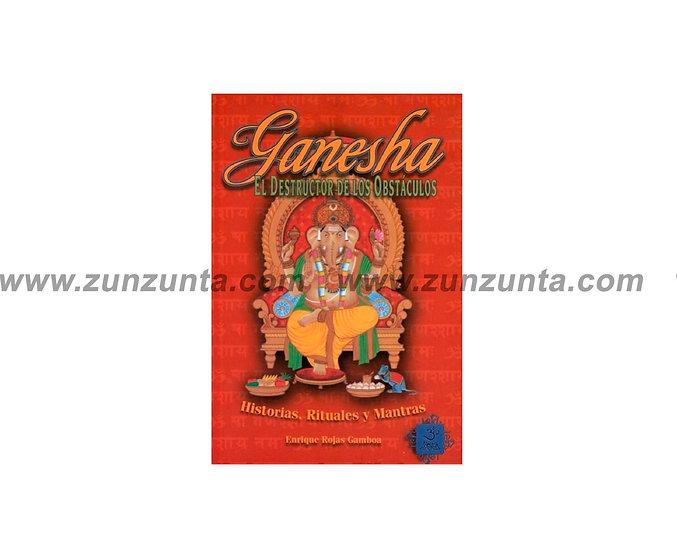 """Libro """"Ganesha el destructor de los obstáculos"""""""