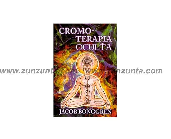 "Libro ""Cromoterapia oculta"""