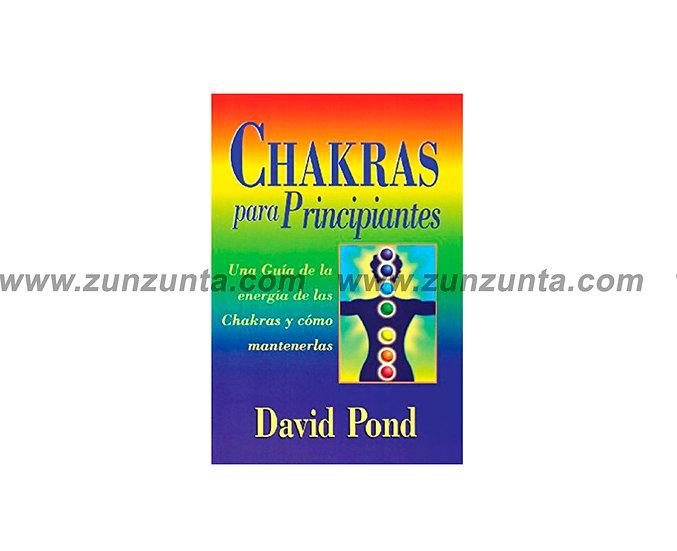 """Libro """"Chakras para principiantes"""""""