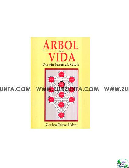 Libro Árbol de la Vida Una Introducción a la Cábala