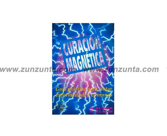 """Libro """"Curación magnética, Guía Práctica para tratar enfermedades"""""""