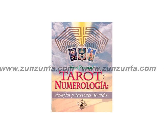 """Libro """"Tarot y numerología"""""""