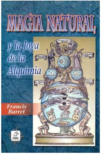 """Libro """"Magia Natural y la joya de la alquimia"""""""