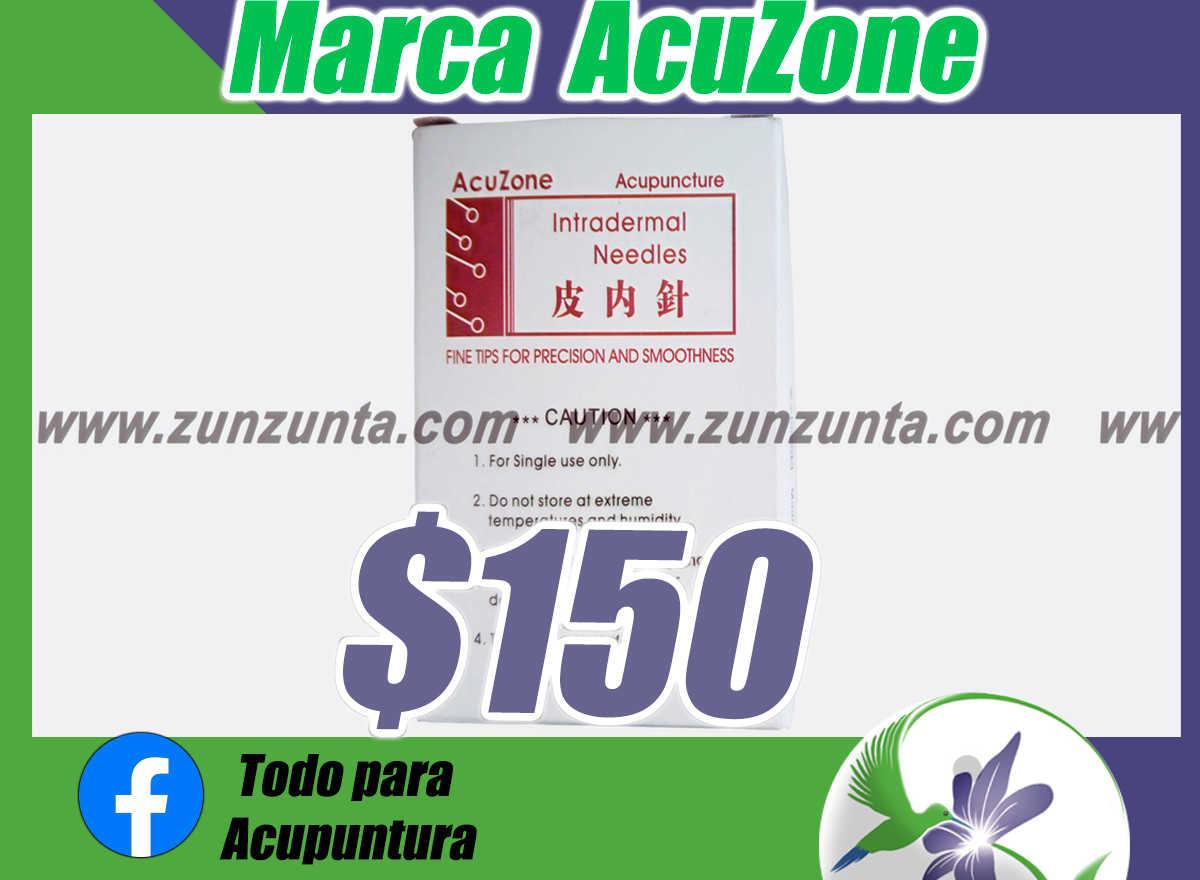"Tachuela intradermica ""AcuZone"" 100PZ"