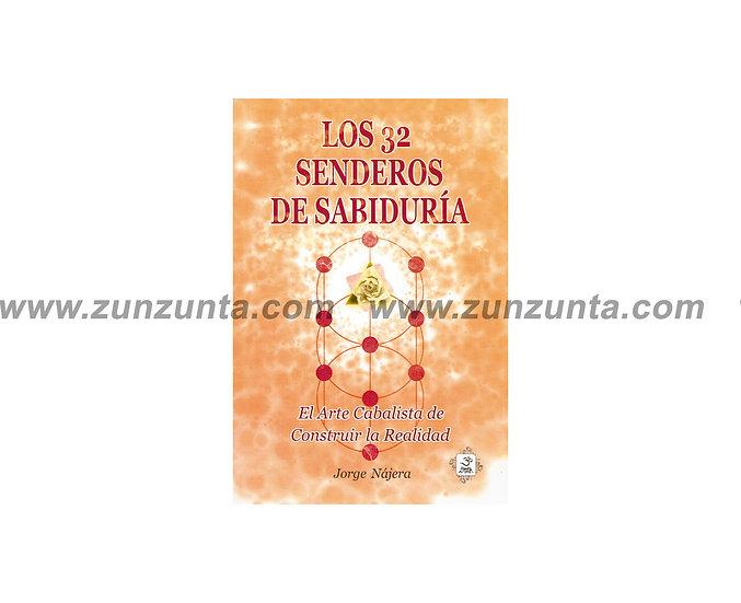 """Libro """"Los 32 Senderos de sabiduría"""""""