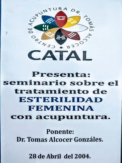DVD Seminario Sobre el Tratamiento de Esterilidad Femenina