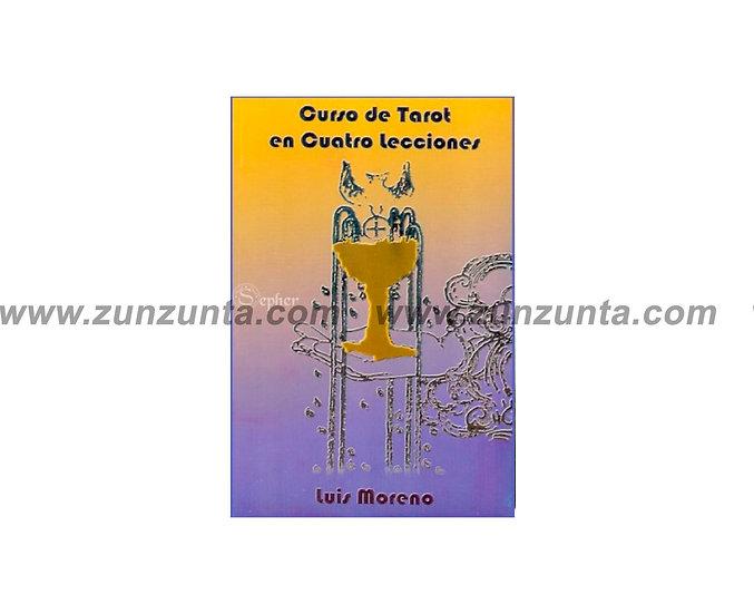 """Libro """"Curso de Tarot en cuatro lecciones"""""""
