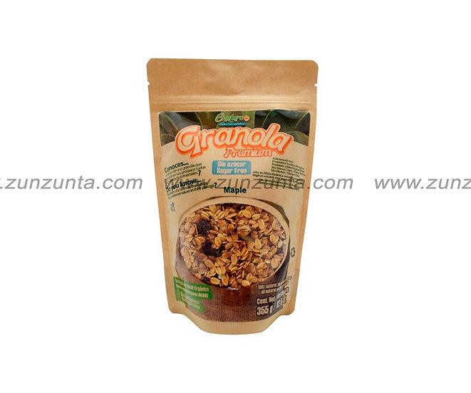"""Granola premium sabor maple """"Enature"""""""