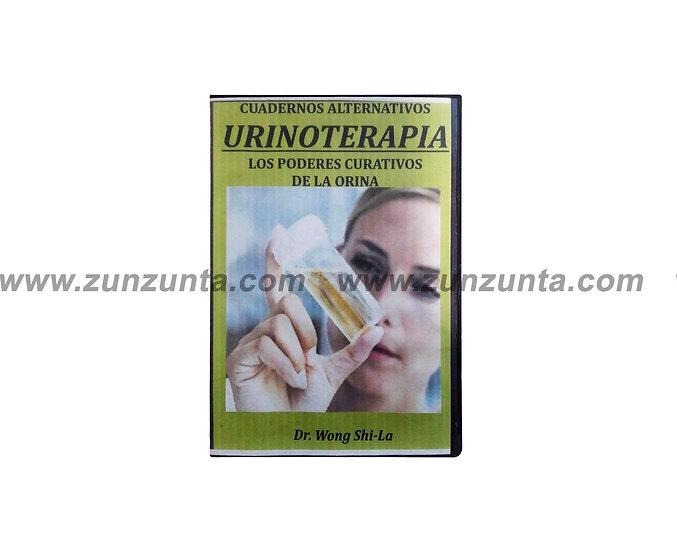 "DVD ""Urinoterapia"""