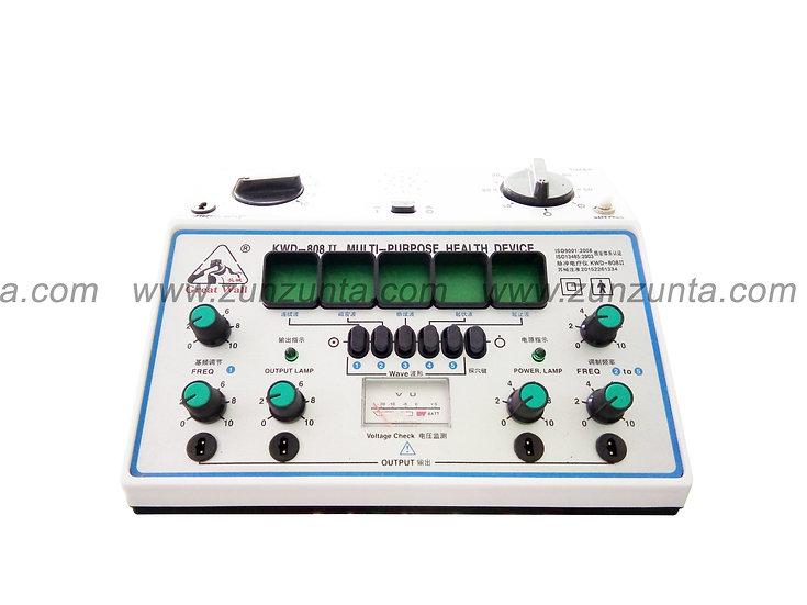 Electro Estimulador KWD 808-II de 4 Canales