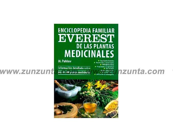 """Libro """"Enciclopedia familiar Everest de las plantas medicinales"""""""