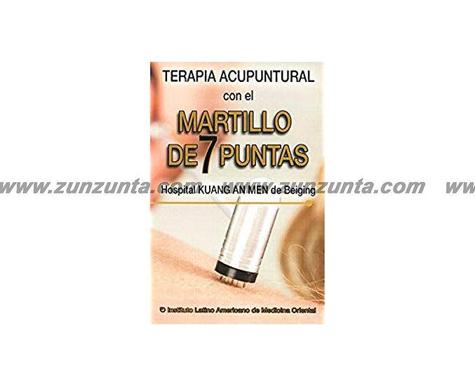 """Libro """"Terapia acupuntural con el martillo de 7 puntas"""""""