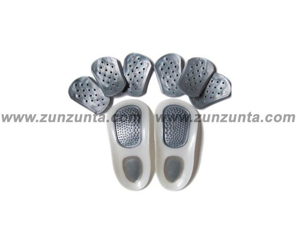 """Plantillas """"Easy Feet Silver"""" con almohadillas intercambiables"""