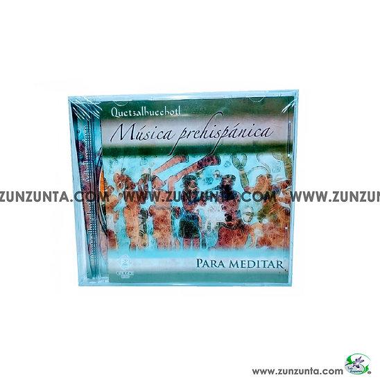 CD Música Prehispánica
