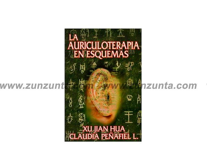 """Libro """"La auriculoterapia en Esquemas"""""""