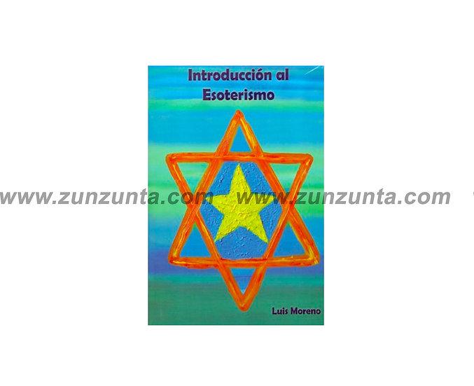 """Libro """"Introducción al esoterismo"""""""