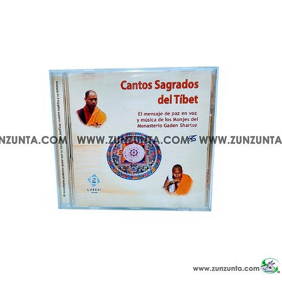 """CD """"Cantos Sagrados del Tíbet"""""""