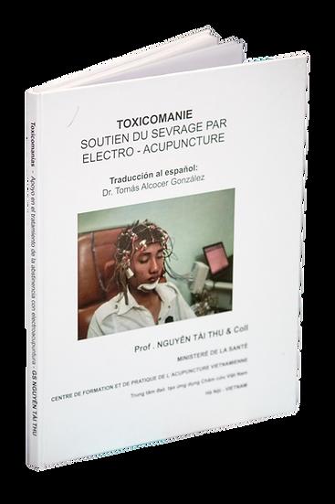 """Libro """"Apoyo en el tratamiento de Adicciones con electropuntura"""""""