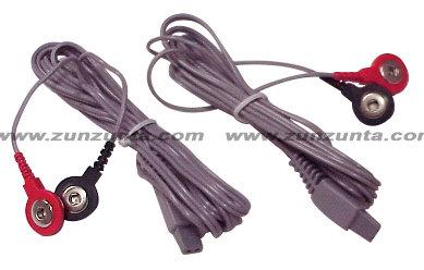 Cable con broches para electro estimulador KWD marca Ying di