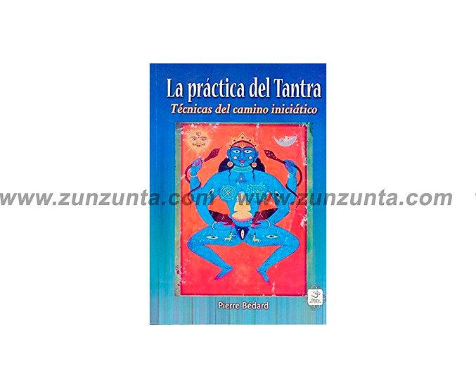 """Libro """"La práctica del Tantra"""""""