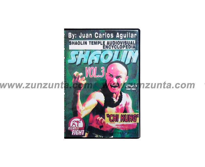 """DVD """"Shaolin VOL 3"""""""