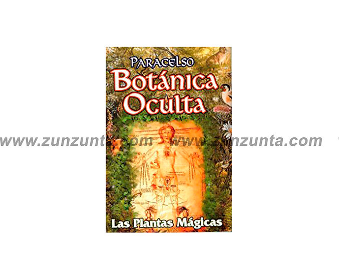 """Libro """"Botánica oculta"""""""