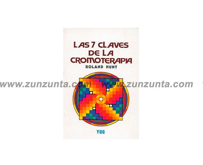 """Libro """"Las 7 claves de la cromoterapia"""""""